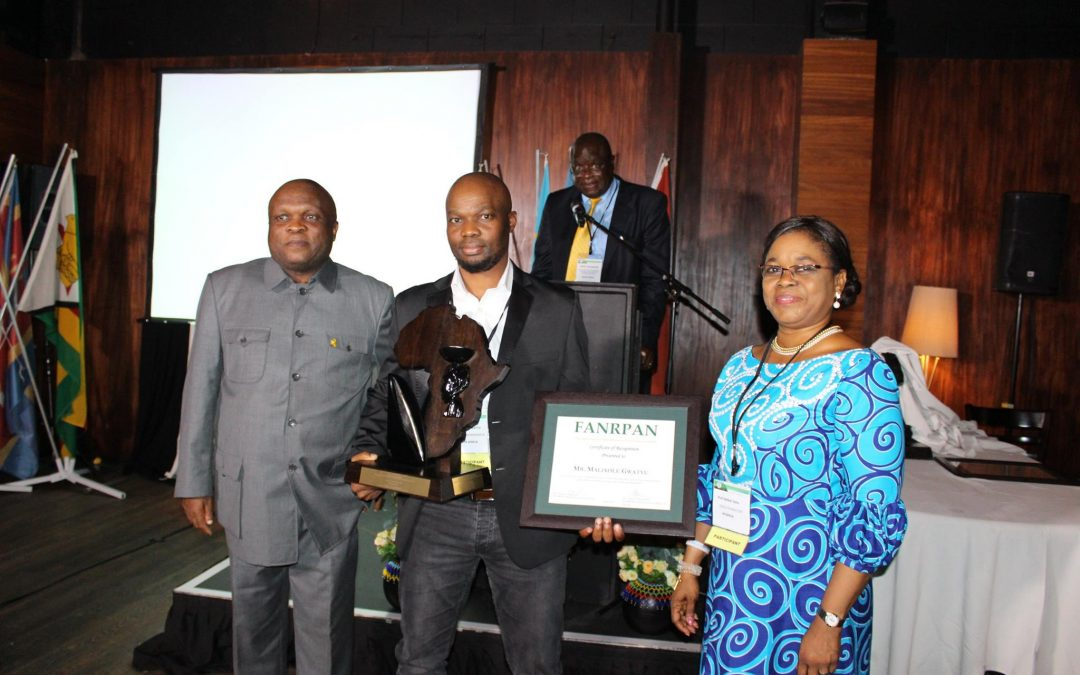 Intsika lauded for transformative work