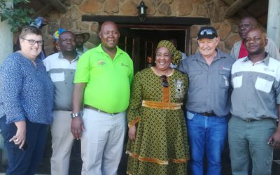 Farmers working together to bring land reform solutions for Free State